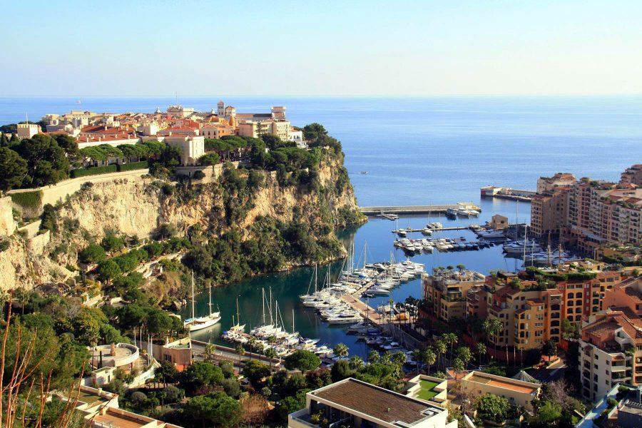 Bewohner Monacos