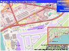 Karte, Plan, Flughafen Nizza, NCE, Download