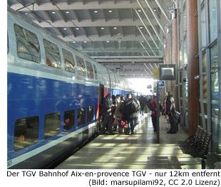 Bus Zug TGV Shuttle Transfer