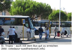 Bus Bahnhof Zug