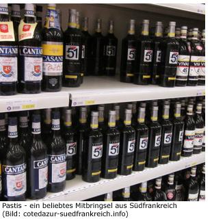 Alkohol Freimengen Ausfuhr Frankreich