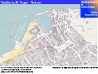 Karte, Stadtplan St. Tropez, Download, pdf