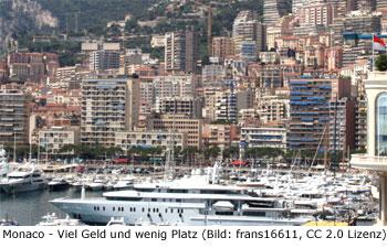 Monaco, Monte Carlo, Reiseführer, Informationen, Urlaub