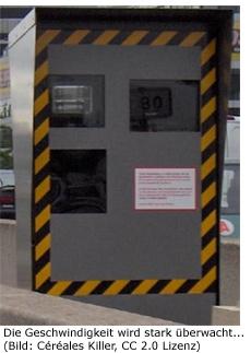 Verkehrsregeln Frankreich Geschwindigkeit Alkoholtest